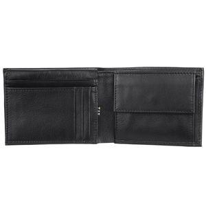 ESPRIT Foc Wallet With Coin Case Black