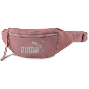 PUMA Damen Gürteltasche - WMN Core Up Waistbag, Taillenbeutel, Logo, 11x30x8,5cm (HxBxT) Rosa
