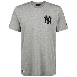 New Era MLB New York Yankees T-Shirt Herren Erwachsene grau M