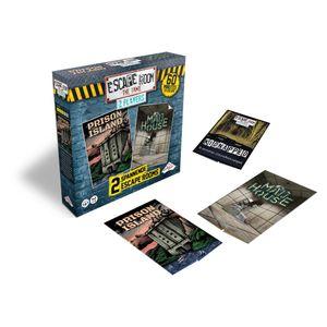 Identity Games Escape Room Prison Island & Mad House (NE/EN)