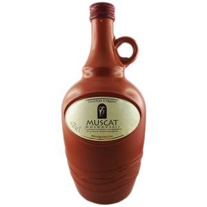 Rotwein Krug Muscat lieblich 1L moldawischer Wein wine semi sweet
