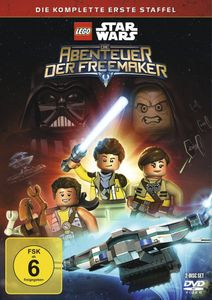 Lego Star Wars: Die Abenteuer der Freemaker - Staffel 1 DVD