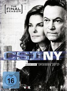 CSI: NY - Season 9.2