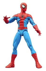 Diamond Select Marvel Select Actionfigur The Spectacular Spider-Man 18 cm DIAMAUG202103