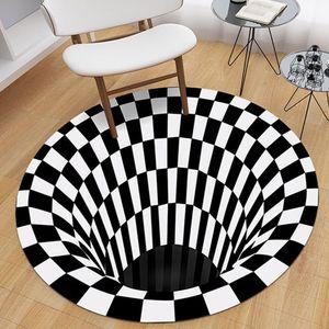 2 Stück Area 3D Teppiche