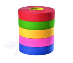 North American Schläger Tape 27m x 24mm farbig gelb