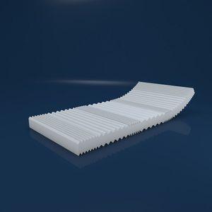MSS® VitalFoam® 7 Zonen Matratze - H2 - 200x160 cm