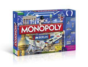 Monopoly Berlin (Deutsch / Englisch)