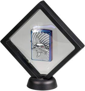 ZIPPO ® Feuerzeug Shark Emblem Limited Edition xxx/500 im Sammlerrahmen