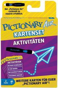 CYE GYP07 - Pictionary Air Erweiterungskartenset Aktivitten, Zeichenspiel fr die ganze Familie, ab 8 Jahren