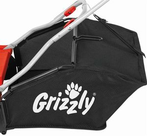 Grasfangbox Grizzly für Handrasenmäher HRM38