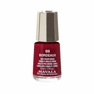 Mavala Nagellack 69 Bordeaux 5ml