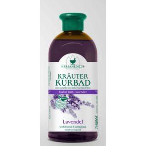 Lavendel Kurbad Kräuter Herbal Bath Pflege Kosmetik Erholung Entspannung