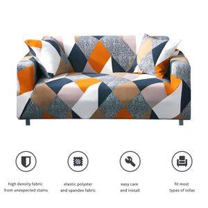 Elastischer Sofabezug , Stretch Sofa-Überwürfe Sofahusse für Sofa mit Armlehne