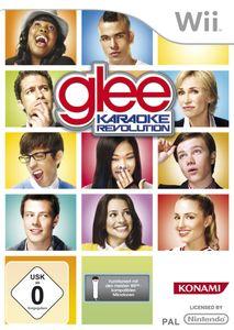Karaoke Revolution Glee Vol. 1