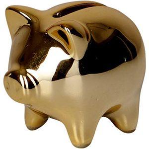 Spiegelburg Goldenes Sparschwein Viel Glück