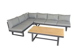 Aluminium Lounge Largo von bellavista - Home&Garden