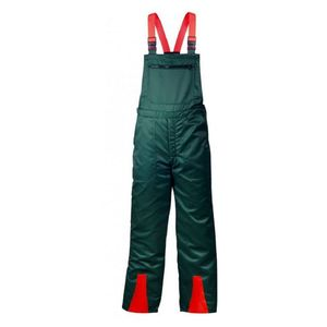 Forsthose KWF- Schnittschutzhose Waldarbeiterhose Schnittschutzkleidung, Größe:58