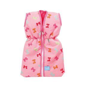 Knorrtoys lief! Puppenschlafsack mit Reißverschluss Puppen Schlafsack