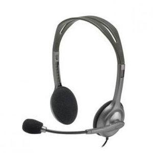 Logitech Headset H111 Stereo 3,5mm Klinke