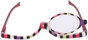 Lesebrillen,Damen Schminkbrille - Make up Brille, +2,5,