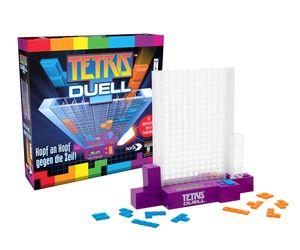 Noris Spiele 606101799 Tetris Duell, Strategiespiel