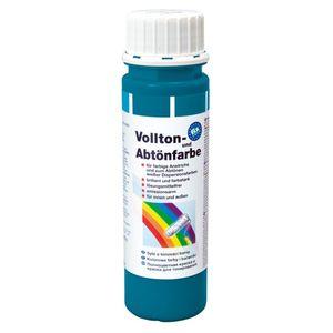 fix 2000 Vollton- und Abtönfarben - enzianblau - 250ml