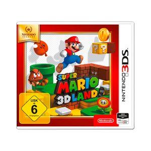 Nintendo Super Mario 3D Land Selects [3DS]