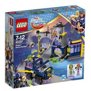 LEGO DC Super Hero Girls Das Geheimversteck von Batgirl - 41237, Bausatz, Junge/Mädchen, 7 Jahr(e), 351 Stück(e)