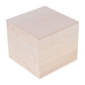 Holzbox Holzkiste Spielzeugkiste Teekiste Aufbewahrungsbox mit Deckel, Ideal