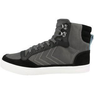 Hummel Stadil Winter Sneaker Schuhe schwarz/grau/weiß 208964-2001, Schuhgröße:41 EU
