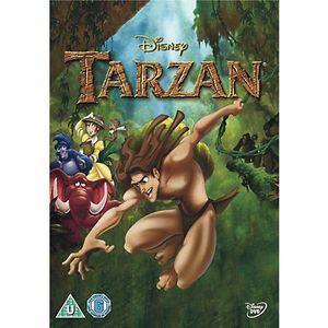 Disney Tarzan [Special Edition], DVD, Animation, 2D