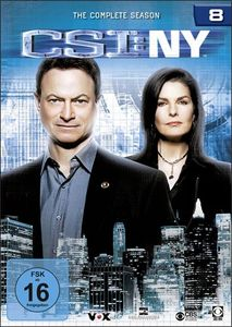CSI: NY - Season 8