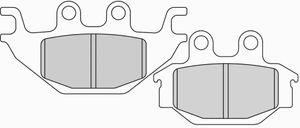 FERODO 586-2184 sinter disc brake pad FDB2184 SG