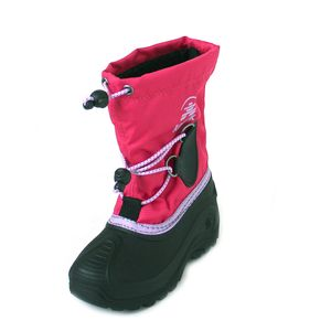 kamik Sothpole4 Kinder Stiefel Rosa Schuhe, Größe:30