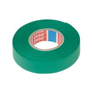 tesa tesaflex Isolierband 4163 PVC 19 mm x 33 m (grün)