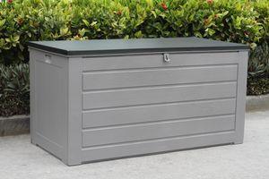 Garden Impressions Kissenbox Freizeitbox Primo Kunststoff 680l