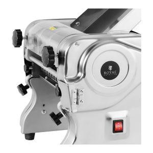 Royal Catering Nudelmaschine - 22 cm - 1 bis 14 mm - elektrisch