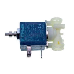 DeLonghi 5213218251 Magnetventil für ECAM-, ETAM-Kaffeevollautomat (s. Liste)