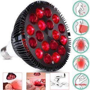 18W LED Lampe PAR 38 Rotlichtlampe Infrarot-Lampe Infrarotstrahler Rotlicht-Tpielampe zur Schmerzlinderung