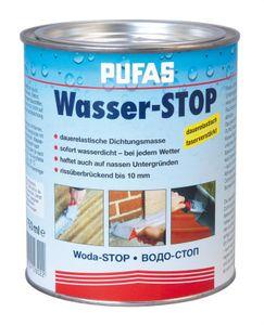 PUFAS Dauerelastische Dichtungsmasse Wasser-STOP - 750ml