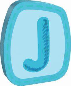 HABA Holzbuchstabe J, Buchstaben, Türschild, Wand, Dekoration, Kinderzimmer, Kind, Baby, 302455