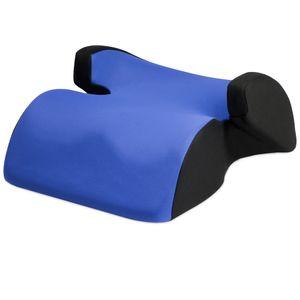 Universal Auto Kindersitzerhöhung ECE 44-04 Autositz Sitzerhöhung Kinderautositz, Farbe:blau