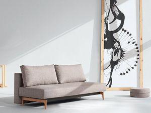 Innovation Trym Schlafsofa 3-Sitzer Sofa - 521 Grey Mixed Dance