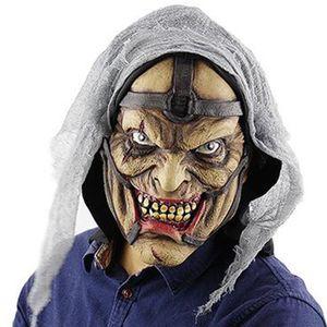 Halloween Cosplay Scary Wizard Mask Kostüm Maske für Halloween, Weihnachten, Karneval, Party, Kostüm Cosplay