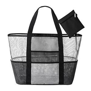 Schultertasche Umhängetasche Strandtasche Picknick Tasche für Handtücher, Wasserflaschen, Gläser
