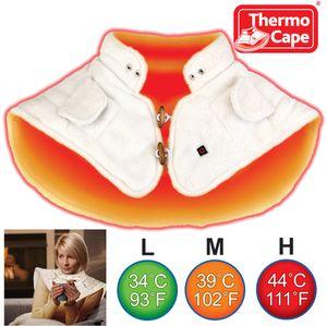 THERMO CAPE Das beheizbare Cape für ihre Ihre Nacken- und Schulterschmerzen