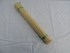 Bambus Splittstäbe 200 St. 40 cm Pflanzstäbe Pflanzenstäbe Rankhilfe Pflanzstab