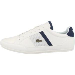 Lacoste Chaymon Sneaker Herren Weiß (39CMA0012 WN1) Größe: 44,5