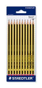 Staedtler Bleistift Noris HB 10er Set